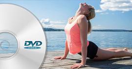 Jak nagrać i wybrać DVD z jogą