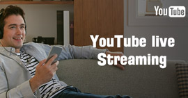 Registra video di streaming live di YouTube