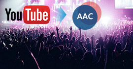 Converti YouTube in CAA