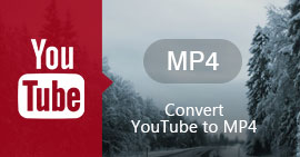 Converti video di YouTube in MP4