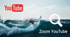 Zoom video di YouTube