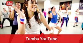 Filmy Zumba na YouTube
