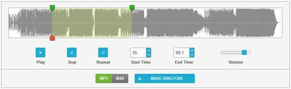 Taglia file audio