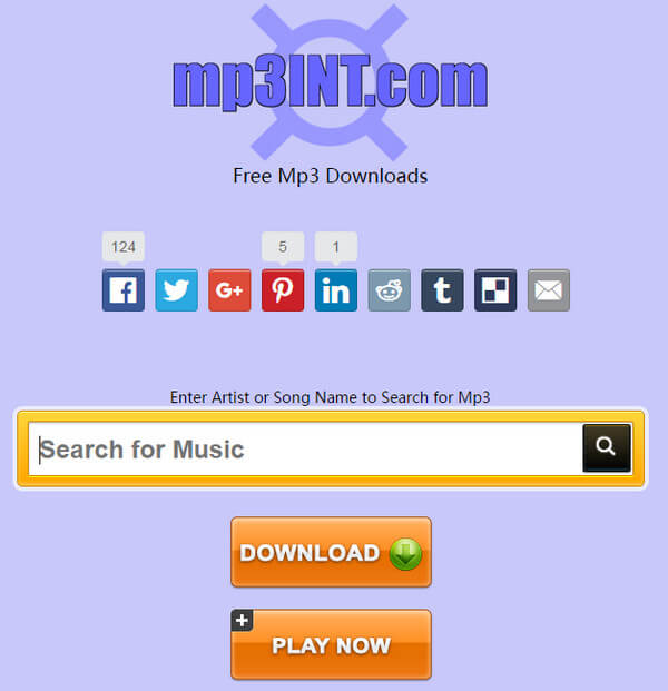 Download di singoli brani