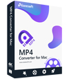 Convertitore MP4 per Mac Box