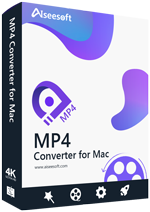 MP4 Video Converter per Mac