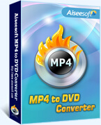 MP4 to DVD Converter box