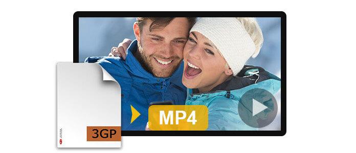 convert .3gp to mp4