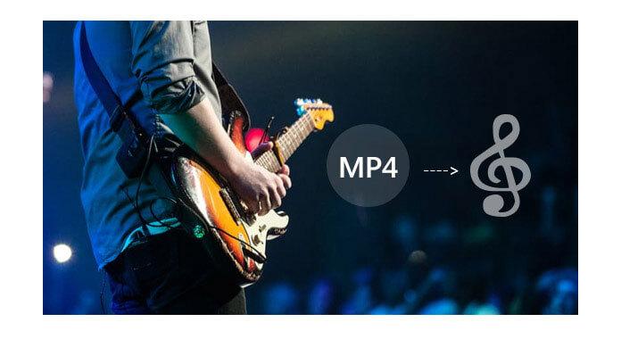 Wyodrębnij dźwięk z wideo MP4