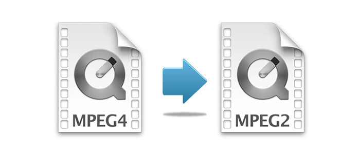 MPEG4 do MPEG2