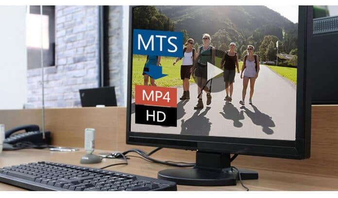 MTS a MP4 HD
