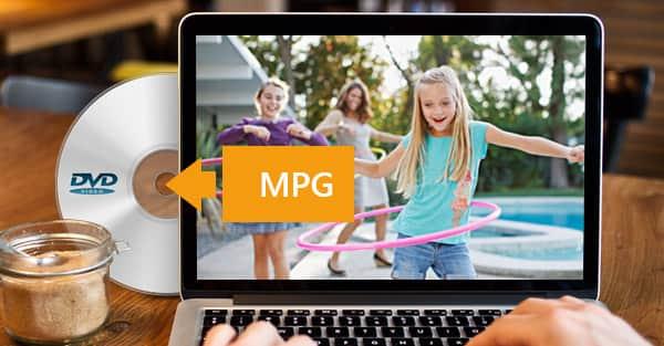 Εγγραφή βίντεο MPG σε DVD