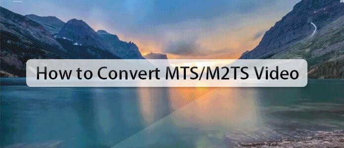 Μετατροπή MTS M2TS