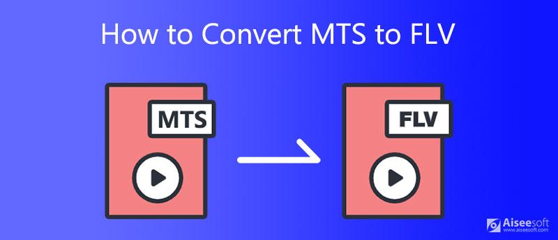 Konwerter MTS na FLV