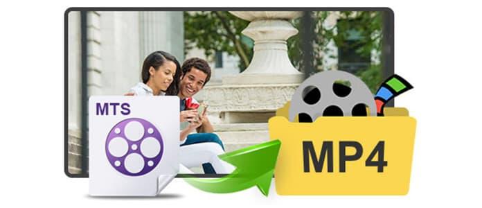 MTS / M3TS do MP4
