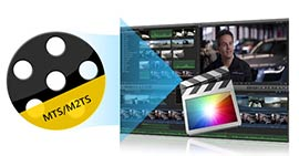 Converti MTS / M2TS in formati compatibili con Final Cut Pro