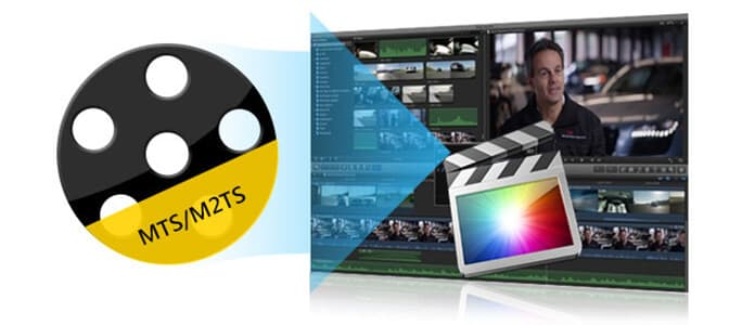 convert MTS to FCP