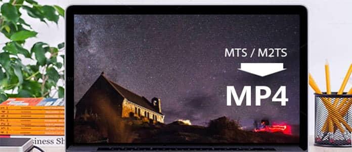 Converti MTS in MP4
