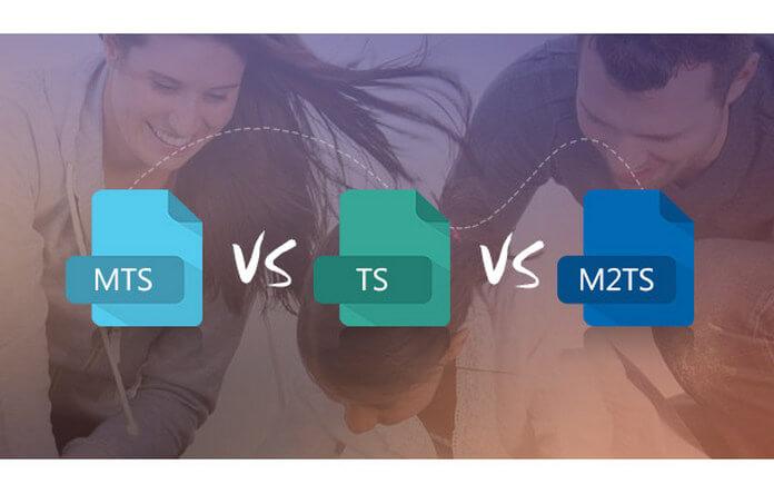 MTS TS M2TS