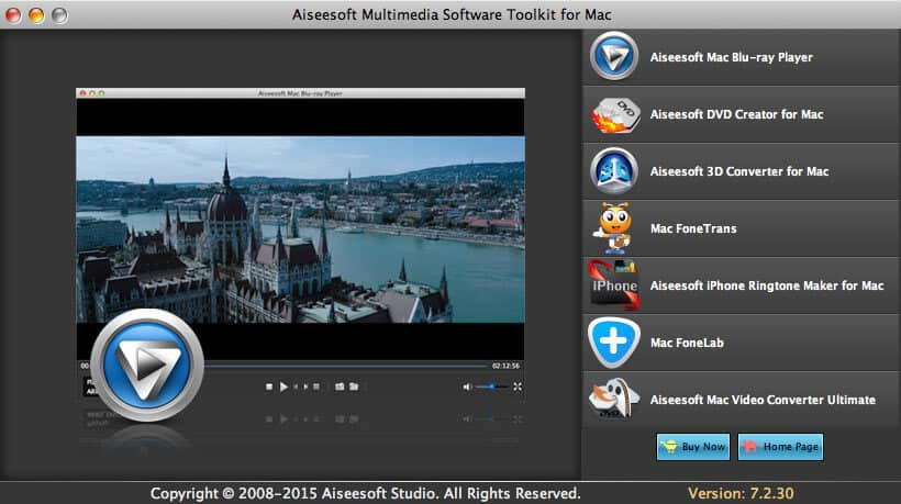 Powerful video converter and ripper software.