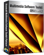 Image of Aiseesoft Multimedia Software Toolkit Platinum