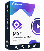 Aiseesoft MXF Converter for Mac