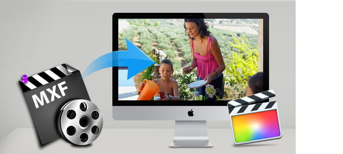Converti MXF in Final Cut Pro X