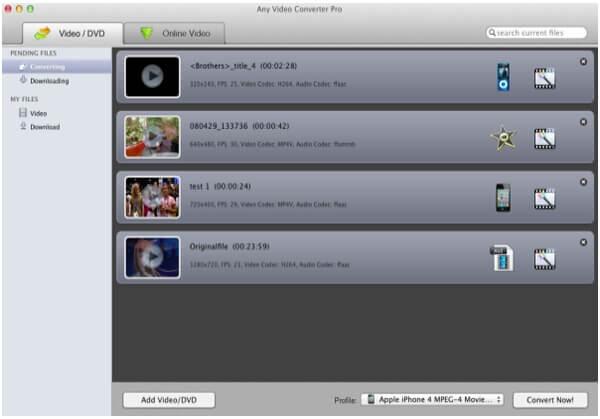 Any Video Converter per Mac