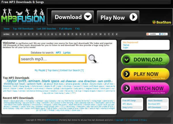 best free music download sites legal music downloads. Black Bedroom Furniture Sets. Home Design Ideas