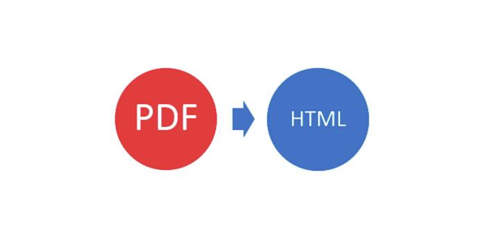 PDF σε HTML