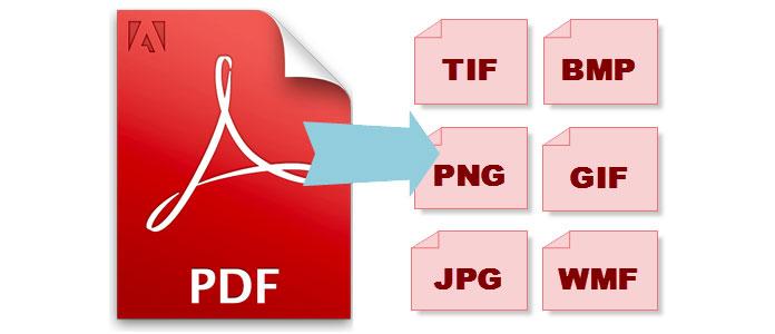 PDF a immagine