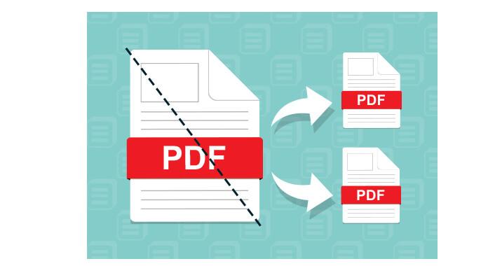 Διαχωρισμός PDF