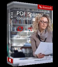 Διαχωριστής PDF Aiseesoft