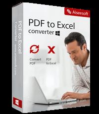 Convertitore da PDF a Excel