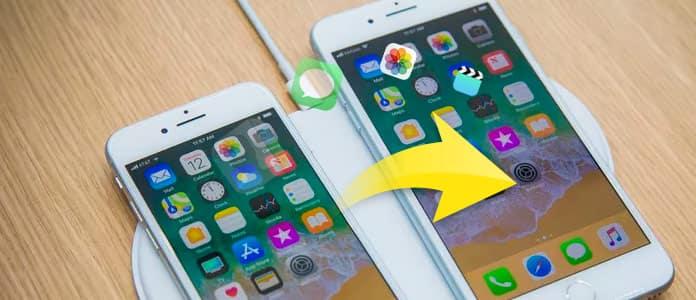 Przenieś dane z iPhone'a na iPhone'a