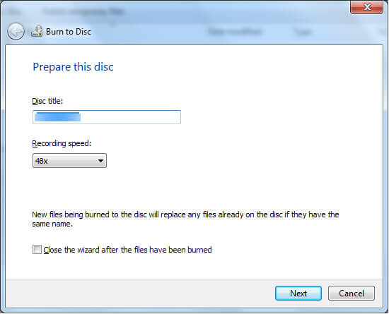 Burn PPT to DVD