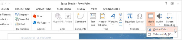 Inserire i video di YouTube in PowerPoint