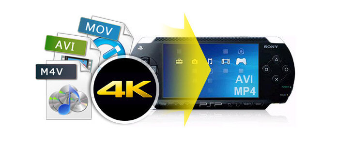 Conversione di film per PSP