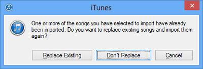 Zastąp iTunes Music