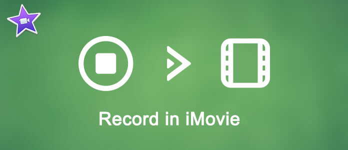 Registra un video o voiceover in iMovie