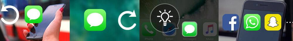 Ανάκτηση μηνυμάτων iPhone