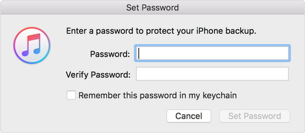 itunes encrypted backup forgot password