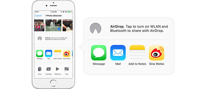 how does airdrop work on iphone how to use airdrop to transfer files between mac and 6014