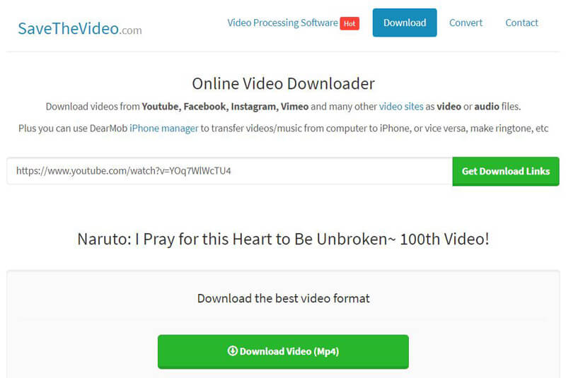 the best video download sites
