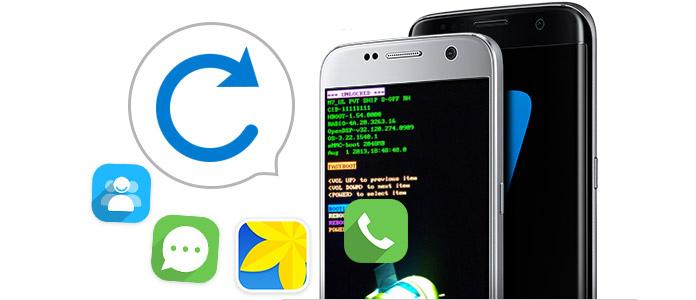Backup di Android per sbloccare Bootloader
