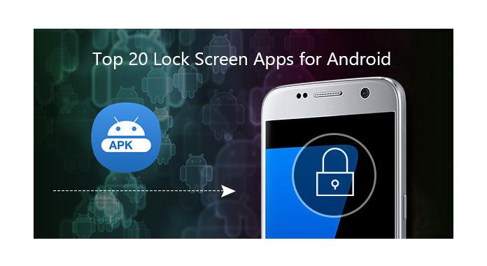 App Lock Screen per Android