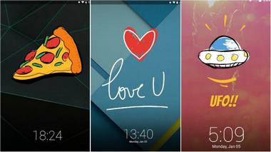 Γεια σου εφαρμογές Locker Lock Screen για Android