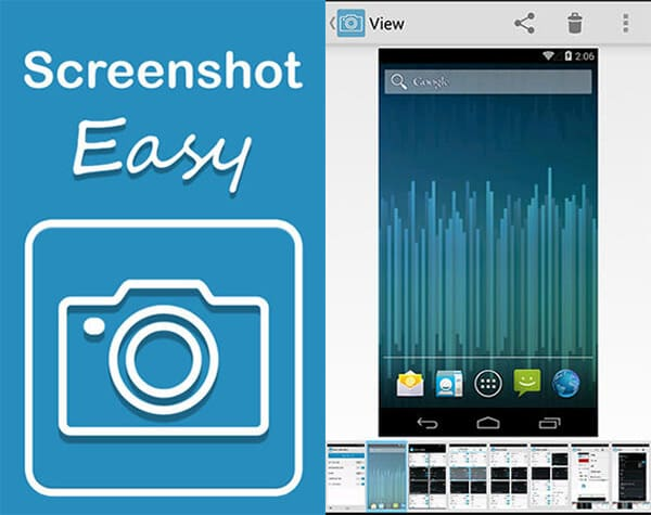 Screenshot Facile per Android Screenshot