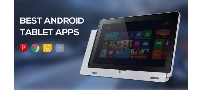 Tablet Android Apps