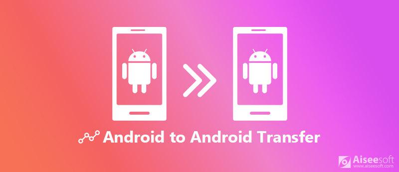 Transfer z Androida na Androida